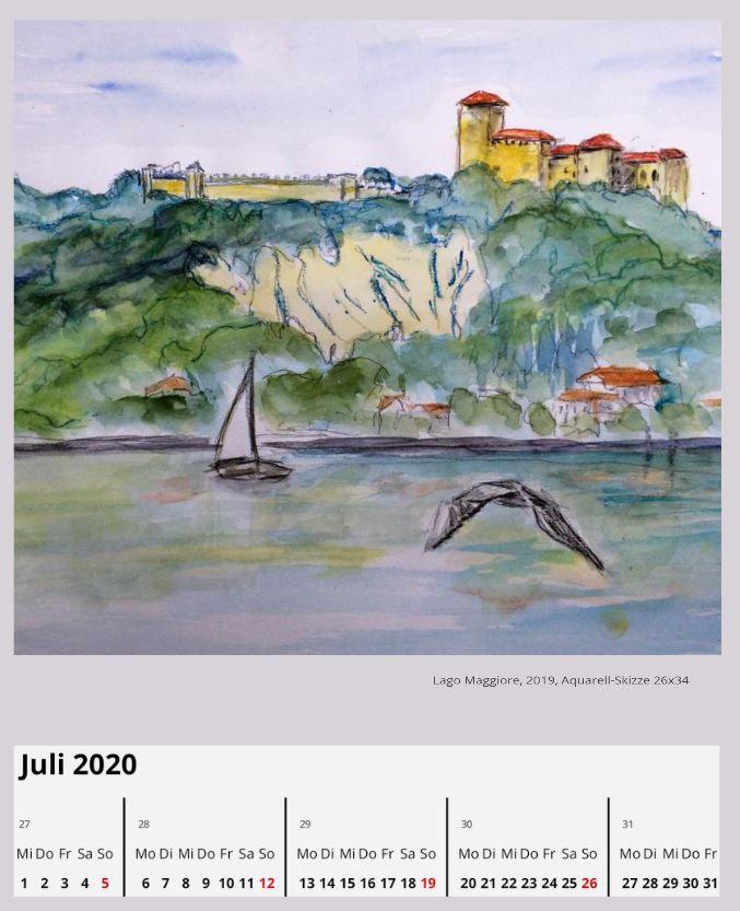 Lago MaggioreJuli 2020