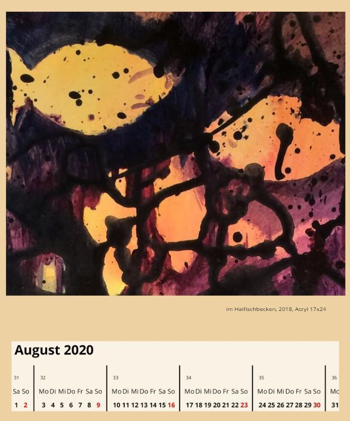 im HaifischbeckenAugust 2020