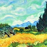 05-2005_Weizenfelder-nach-van-Gogh