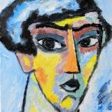 09-head-in-blue-nach-Alexej-von-Jawlensky-2008-Acryl-18x24