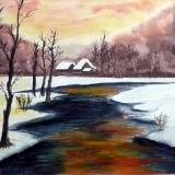 Winter im Bodetal, 2011