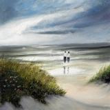 Strandspaziergang II, 2003