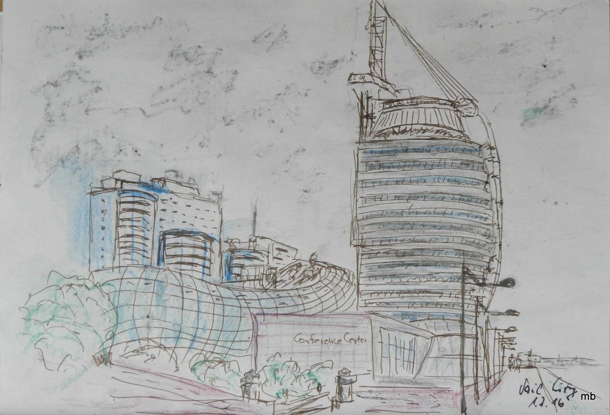 Sail City, 2016