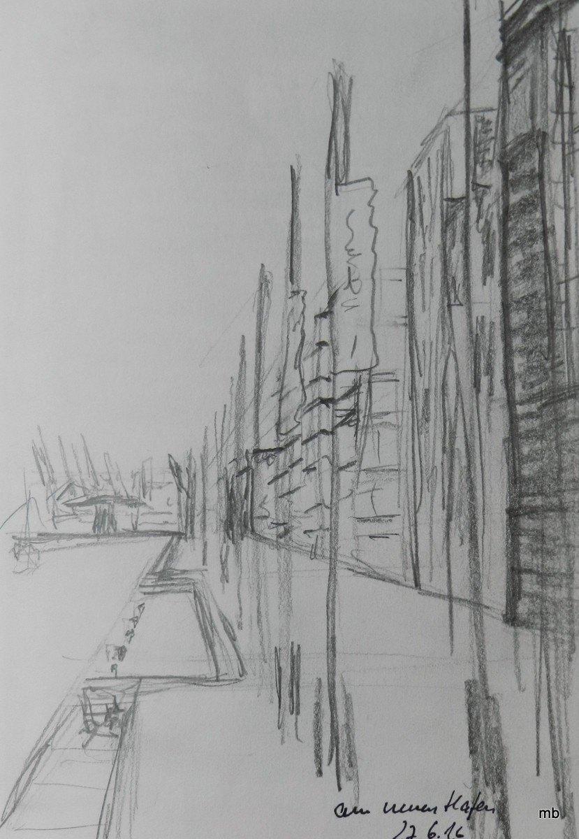 am neuen Hafen, 2016