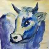 die blaue Kuh, 2017